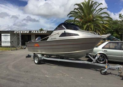 Hosking Trailer for Fyran 480 Rebel